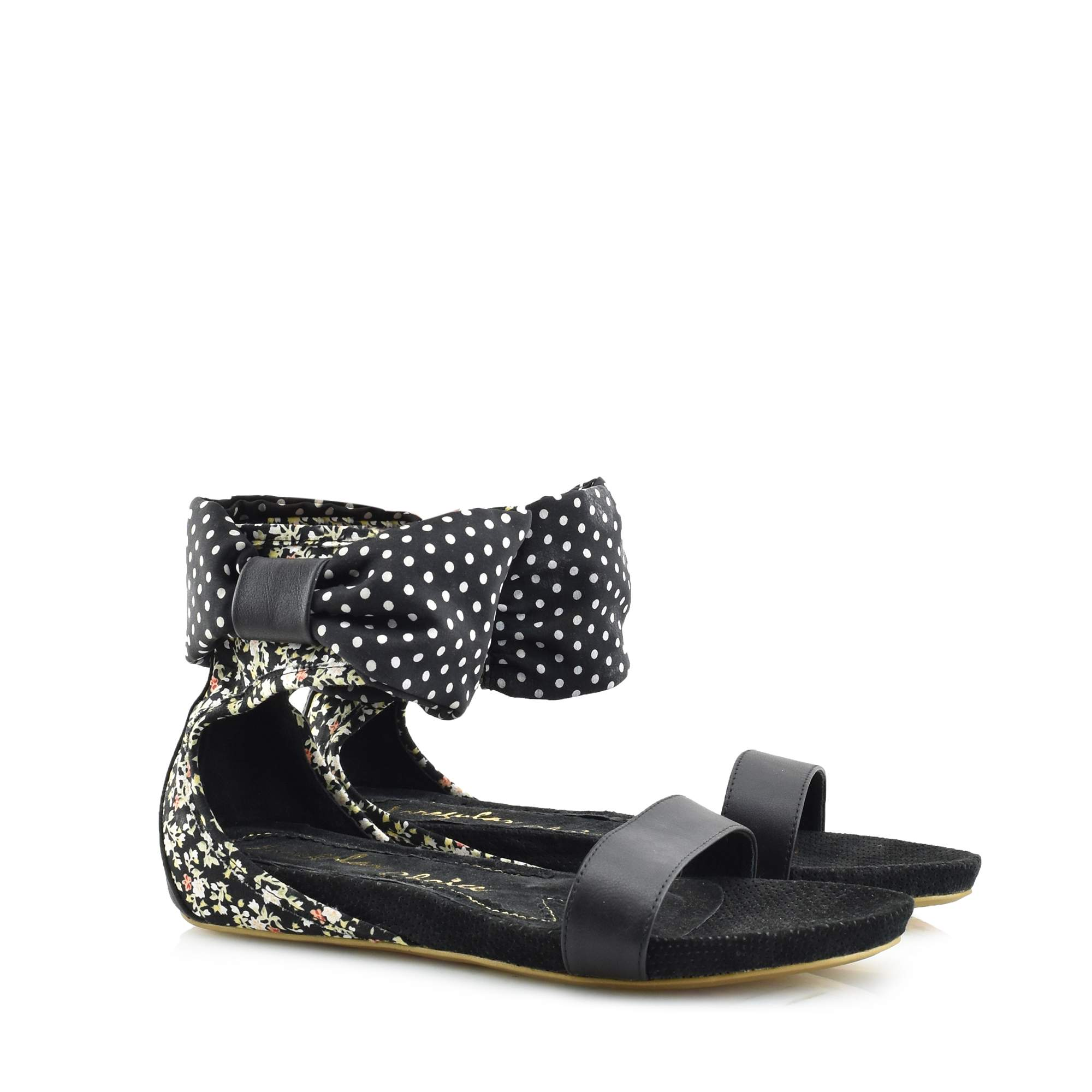 IRREGULAR CHOICE BLACK - 3911-02C