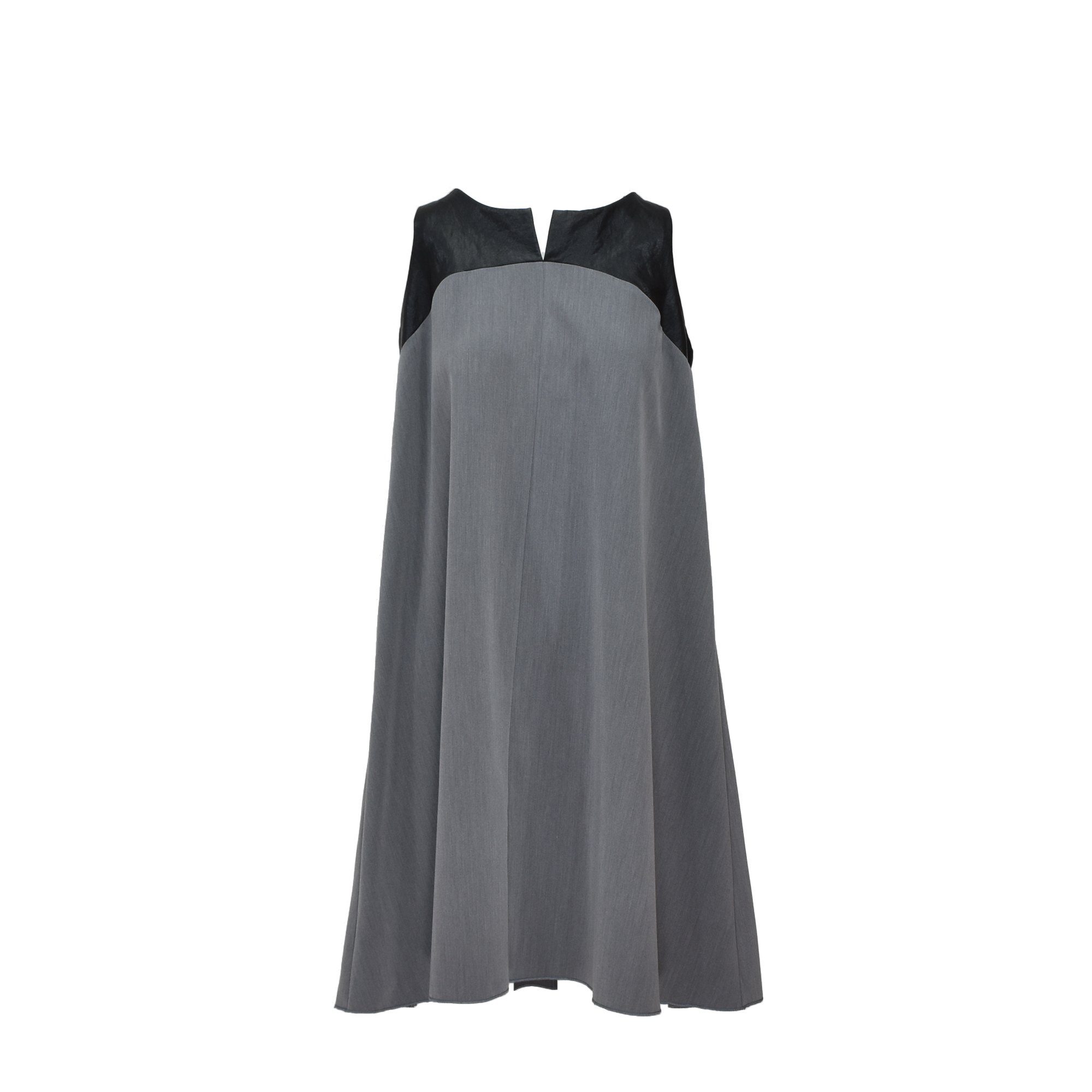 LOTUS EATERS DRESS - BENNO GREY