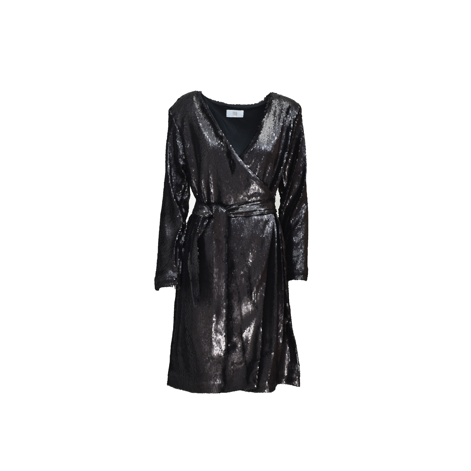 COLLECTIVA NOIR AMOUR DRESS - CNB4WB89SQ