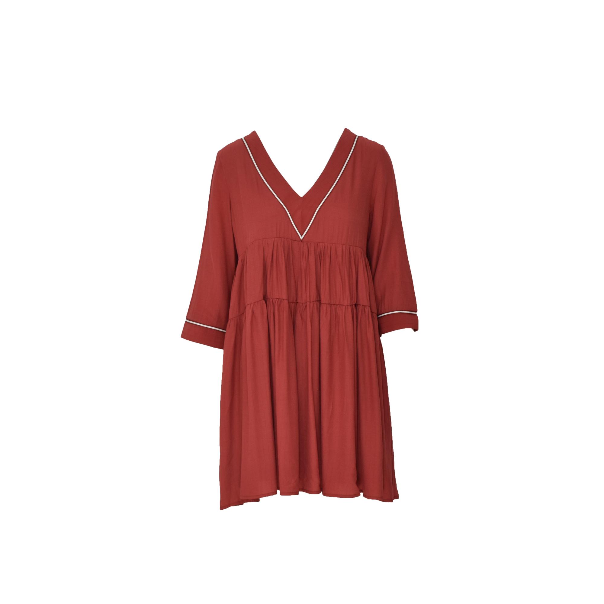 GRACE & MILA SAMY ROBE - S19SAMY RED