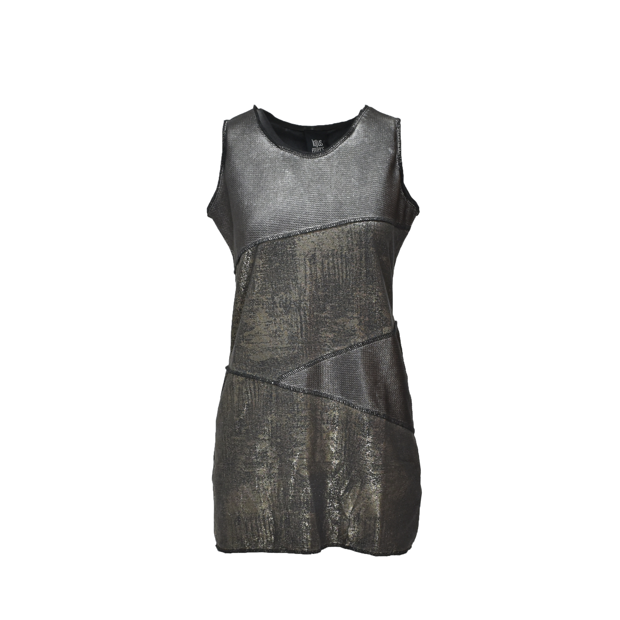 LOTUS EATERS DRESS - SAMI BLACK