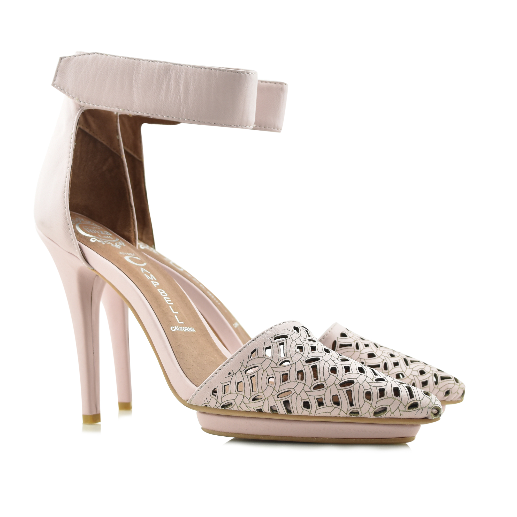 JEFFREY CAMPBELL SOLITAIRE - SOLITAIRE-PINK