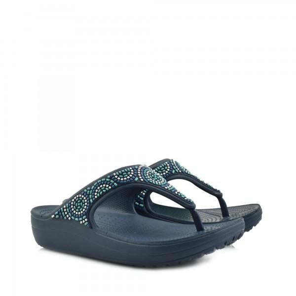 e70f33fdcc5 DION Shop Crocs BISTRO - 10075-410 NAVY | DION shop